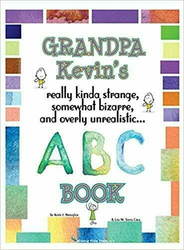 Grandpa Kevin's...ABC Book - Children's Education