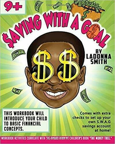 Saving With A Goal: The Money Tree Companion Workbook - Activity Book
