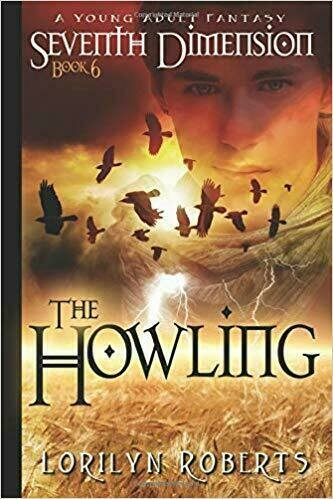 Seventh Dimension - The Howling: A Young Adult Fantasy - Fantasy