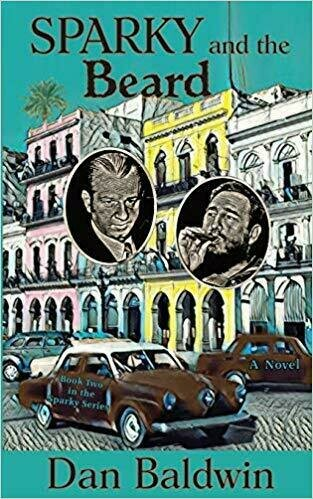 Sparky and the Beard - Adventure Fiction