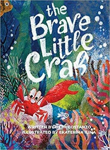 The Brave Little Crab - Children's Fiction