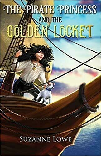 The Pirate Princess and the Golden Locket - Pre-Teen Fiction