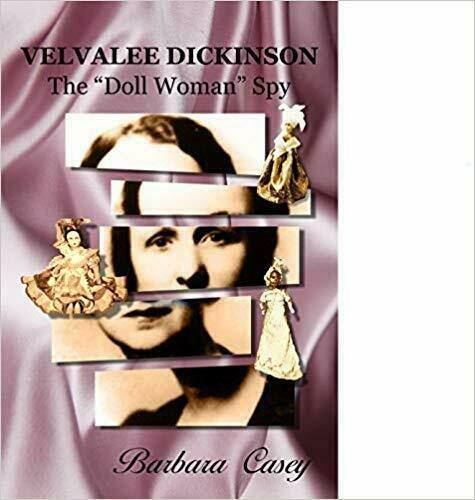 "Velvalee Dickinson: The ""Doll Woman"" Spy - True Crime"