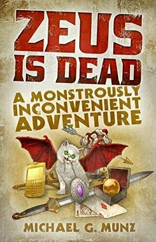 Zeus Is Dead: A Monstrously Inconvenient Adventure - Humor