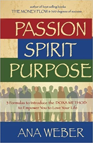 Passion, Spirit, Purpose by Ana Weber