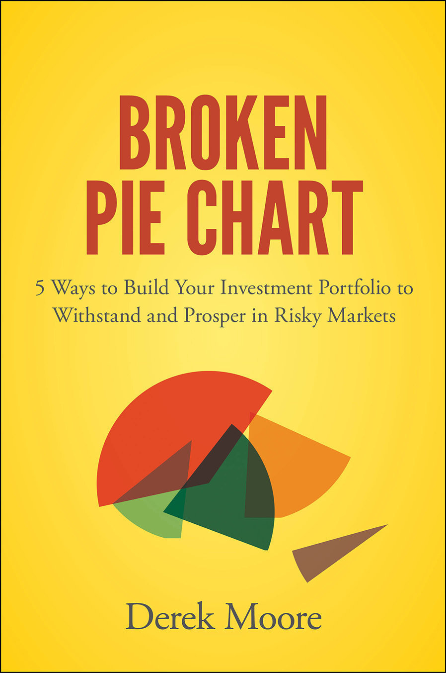 Broken Pie Chart: 5 Ways to Build Your Investment Portfolio to Withstand and Prosper in Risky Markets - Finances