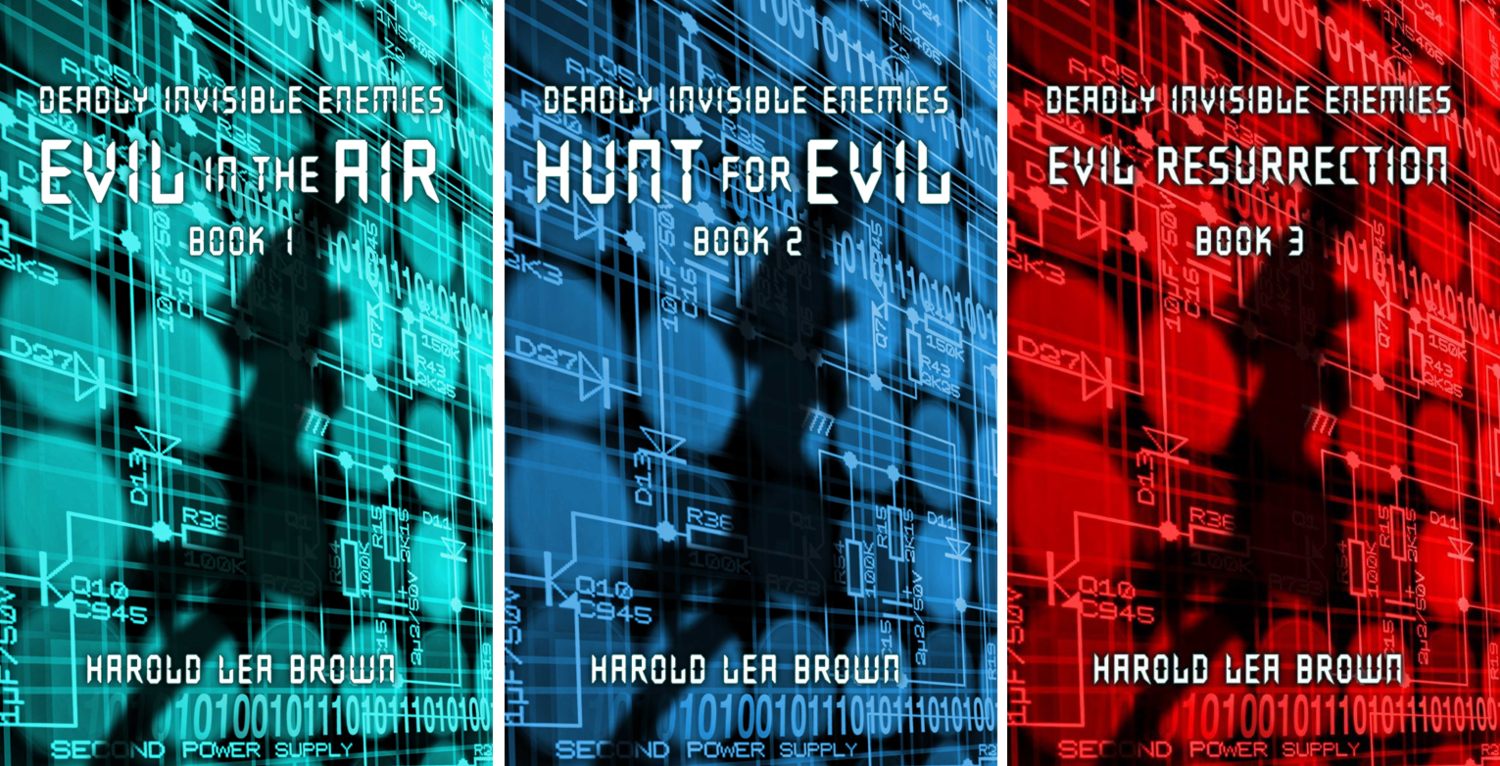 Deadly Invisible Enemies Series  - Books in a Series