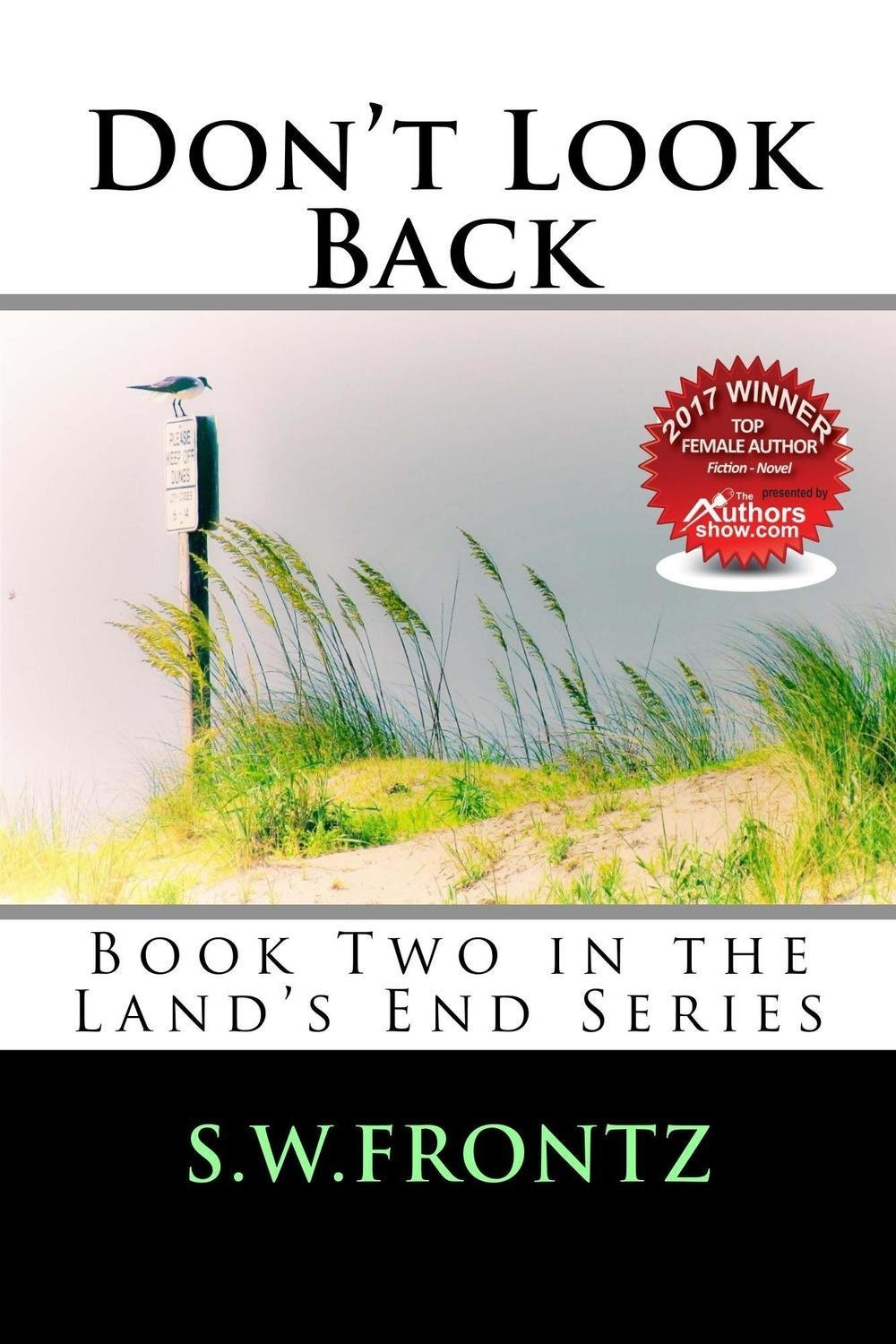 Don't Look Back: Book Two of the Land's End Series - Fiction