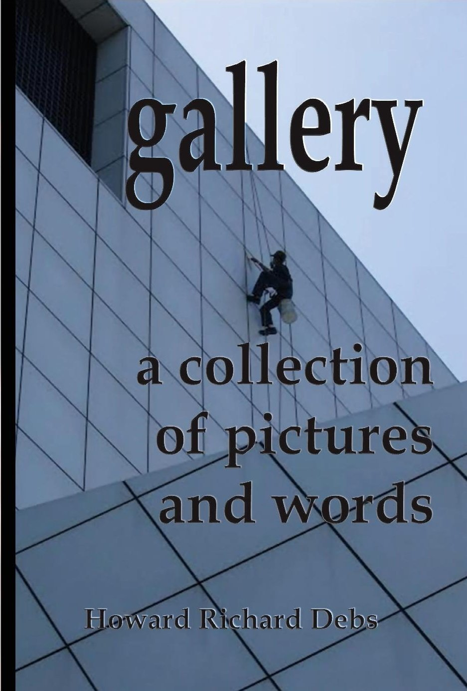 Gallery: A Collection of Pictures and Words - Book Interior Design