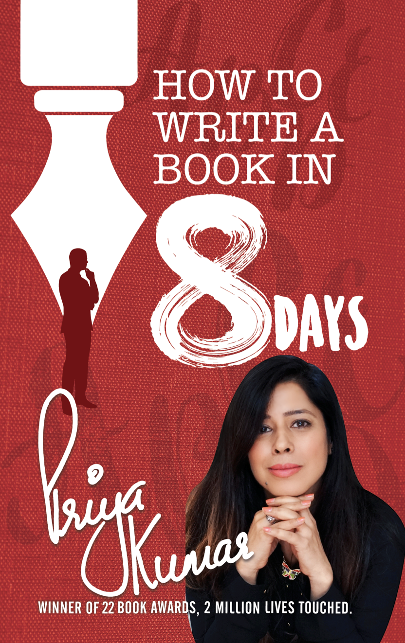 How To Write a Book In 8 Days - Writing and Publishing