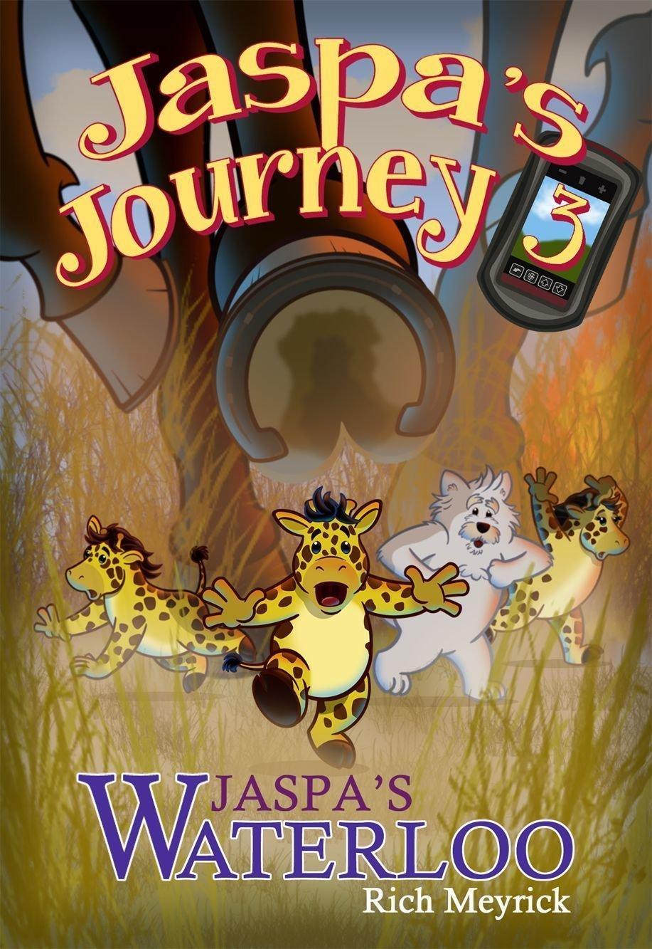 Jaspa's Journey 3: Jaspa's Waterloo - Pre-Teen Fiction