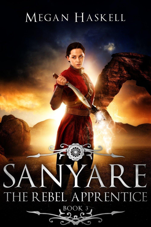Sanyare: The Rebel Apprentice - Fantasy