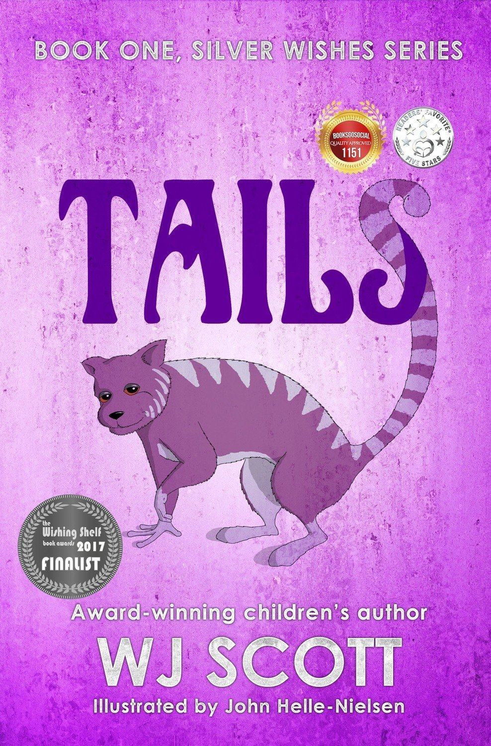 Tails - Pre-Teen Fiction