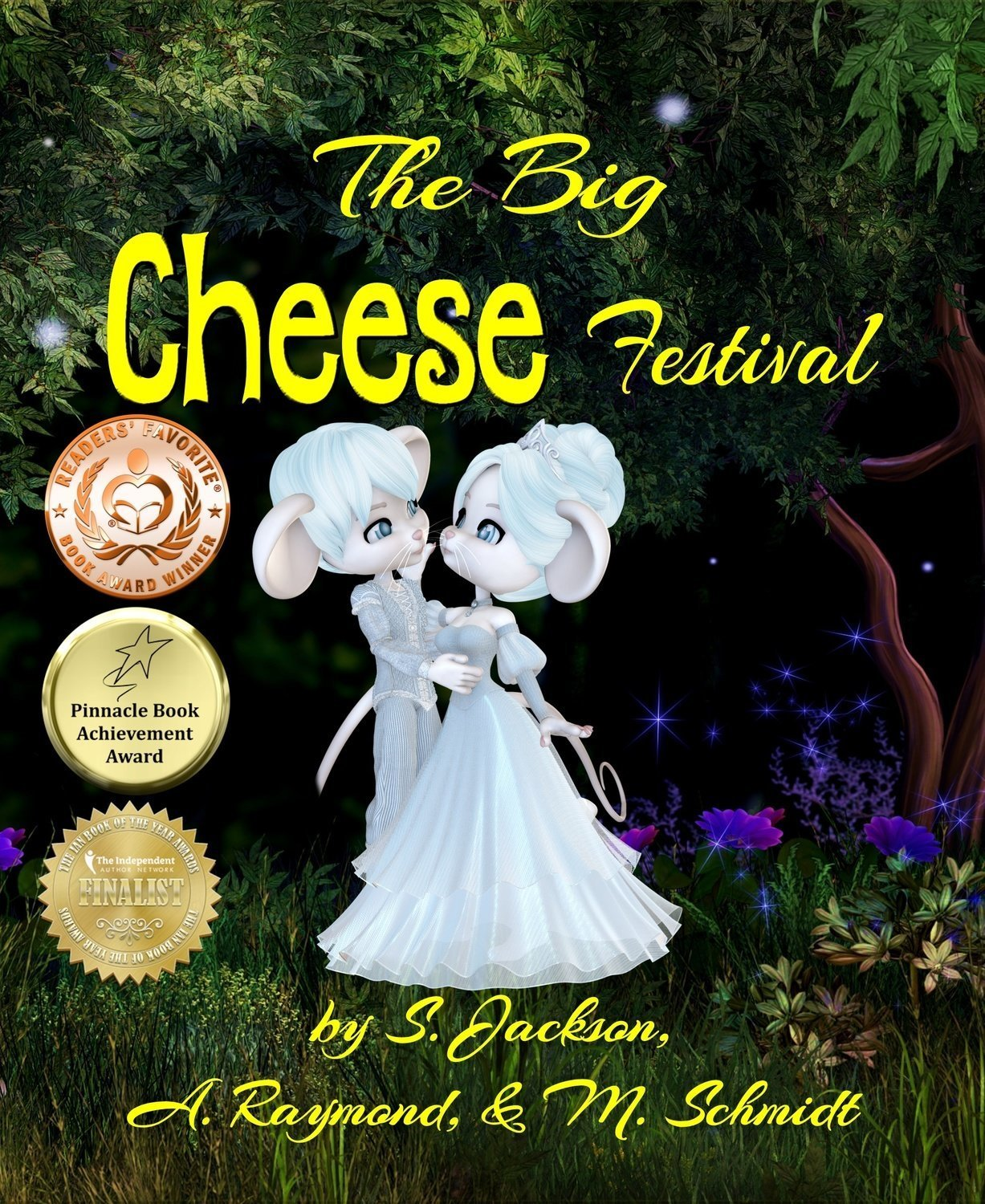 The Big Cheese Festival - Picture Book, Ages 4-8