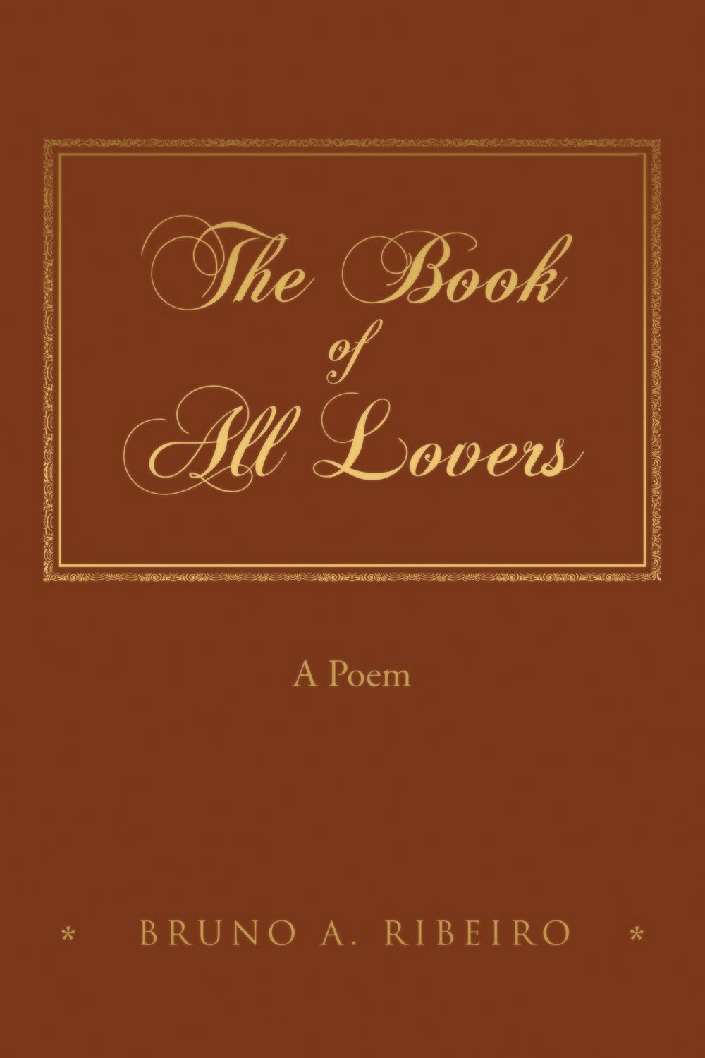 The Book of All Lovers - Poetry