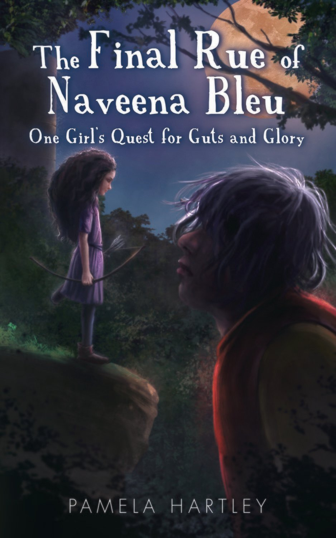 The Final Rue of Naveena Bleu - Pre-Teen Fiction