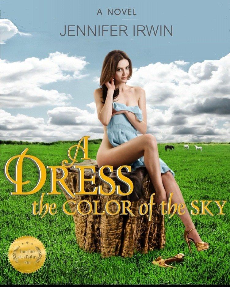 A Dress the Color of the Sky - Contemporary Novel