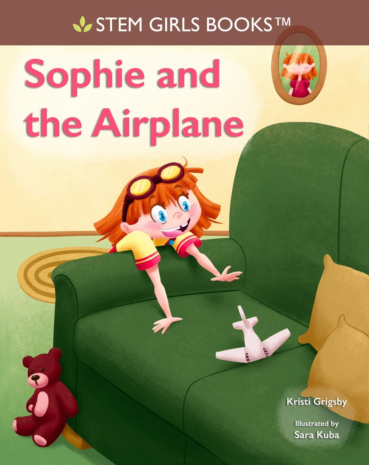 Sophie and the Airplane - Children's Inspirational/Motivational