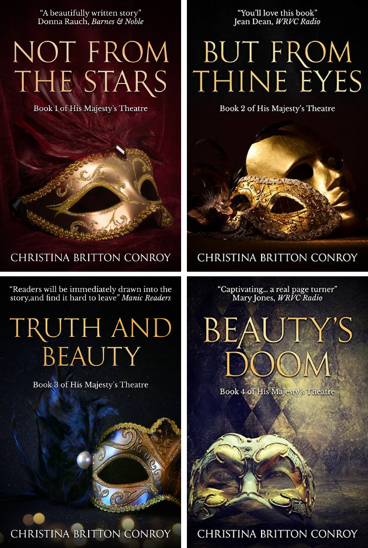 His Majesty's Theatre Series - Books in a series