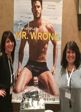 Finding Mr. Wrong by A.M Madden & Joanne Schwehm