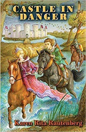 Castle in Danger - Children's Fiction
