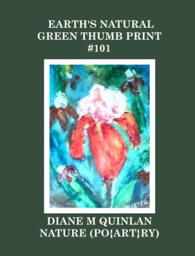Earth's Natural Thumb Print #101 - Green Living