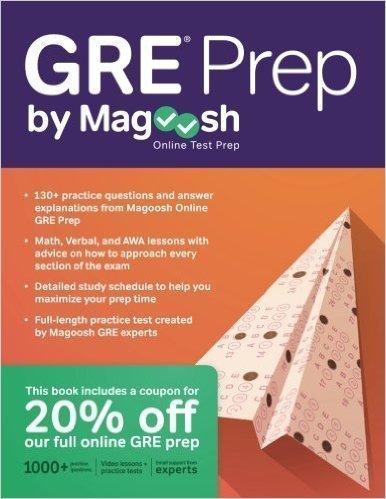 GRE Prep - Activity Book