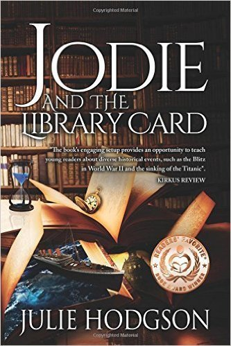Jodie and the Library Card - Pre-Teen Fiction