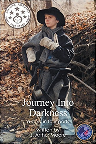 Journey Into Darkness, a story in four parts, 2nd edition - New Fiction (only published in 2016/2017)