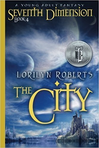 Seventh Dimension: The City, A Young Adult Fantasy, Book 4 - Book Cover Design