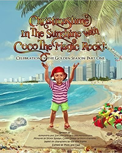 Christmastime In The Sunshine with Coco The Magic Rock! - Children's Fiction
