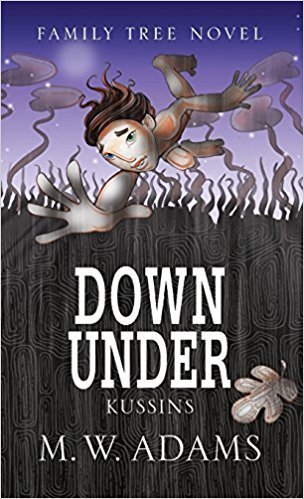 DOWN UNDER: Kussins - Pre-Teen Fiction