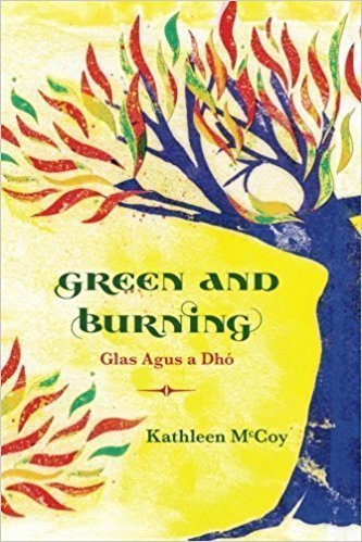 Green and Burning - Poetry