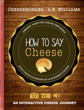 How to Say Cheese - Book Interior Design
