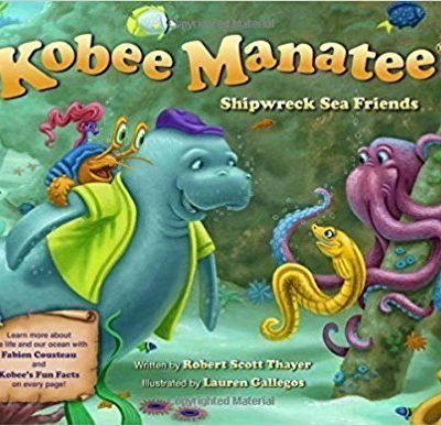 Kobee Manatee: Shipwreck Sea Friends - Picture Book - Ages 4 to 8