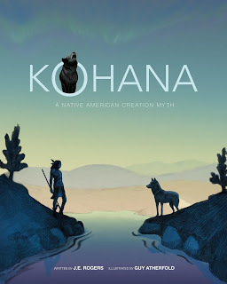 Kohana, A Native American Creation Myth - Juvenile Fiction