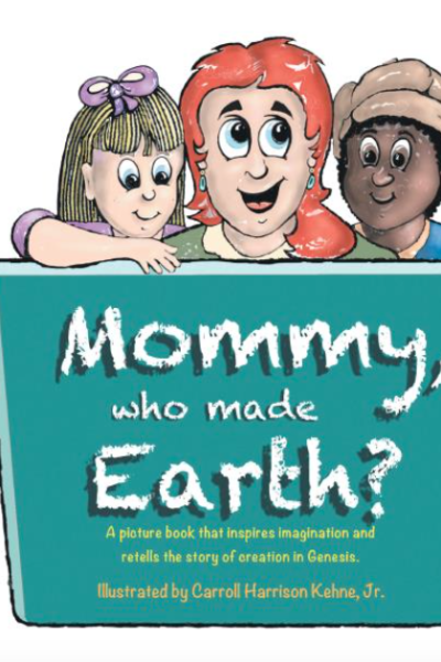 Mommy, Who Made Earth? - Children's Non-Fiction