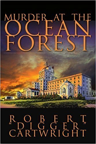 Murder At The Ocean Forest - Mystery