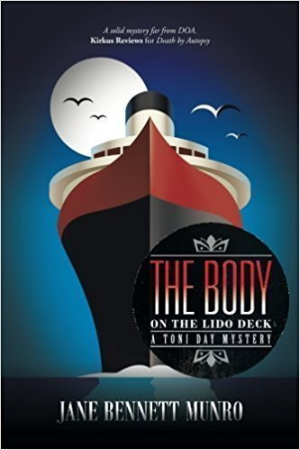 The Body on the Lido Deck - Mystery