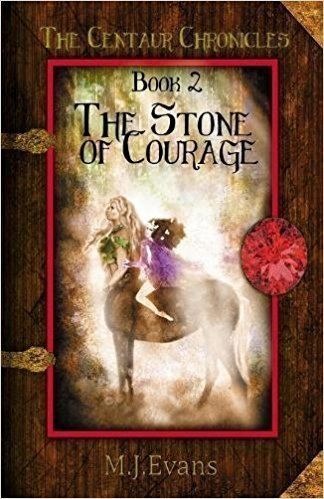 The Stone of Courage - Pre-Teen Fiction