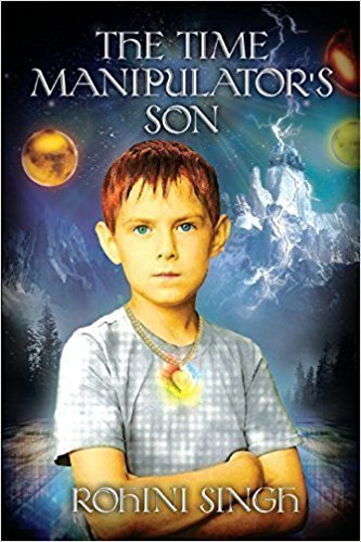 The Time Manipulator's Son - Pre-Teen Fiction