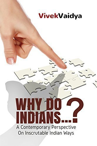 Why Do Indians...? - Faction (fiction based on facts)