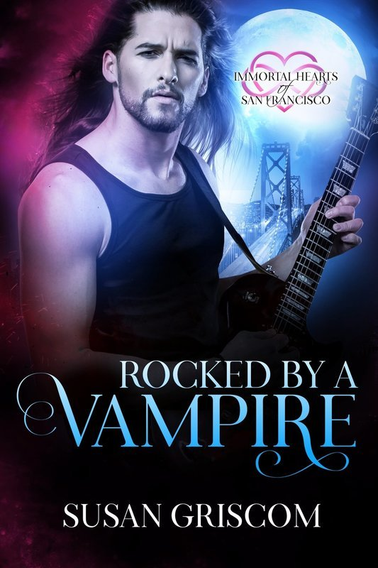 Rocked by a Vampire - Romance