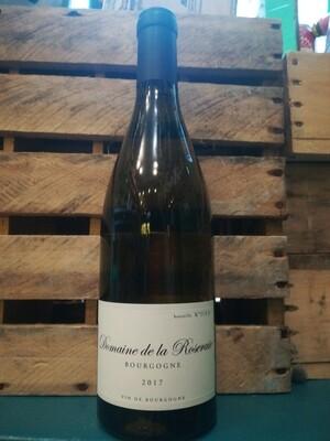 Julien PETITJEAN - Domaine de la Roseraie - Bourgogne Blanc 2017 - Chardonnay - Blanc Sec Nature - 75cl
