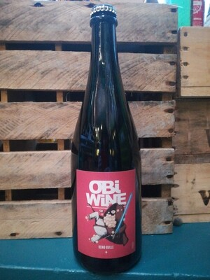 Geschickt - Obiwine Keno Bulle - Muscat, Riesling & Auxerrois Nature - 75cl