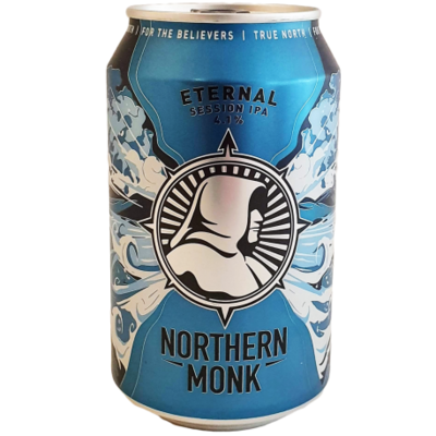 Northern Monk (UK) - Eternal - Session IPA - canette 33cl