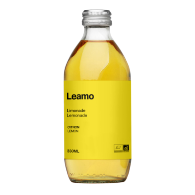Leamo - Limonade artisanale BIO - 33cl