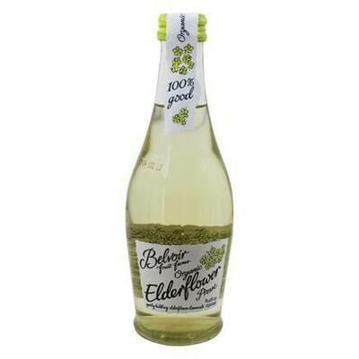 Belvoir - Elderflower - Limonade de presse BIO aux fleurs de sureau - 33cl