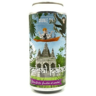 The Piggy Brewing Company - Tropical Palace - 44cl