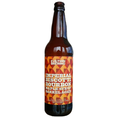 Evil Twin Brewing - Imperial Biscotti Bourbon Maple Syrup Barrel Aged - 66cl
